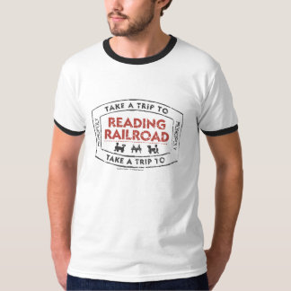 Monopoly | Take a Trip to Reading Railroad T-Shirt