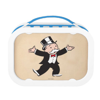Monopoly | Uncle Pennybags Lunch Box