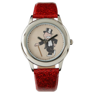 Monopoly | Uncle Pennybags Winking Watch