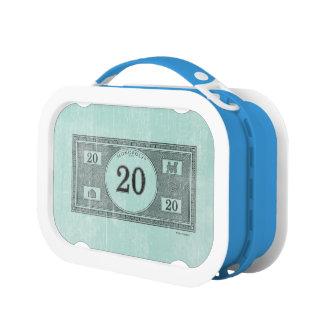 Monopoly | Vintage 20 Dollar Bill Lunch Box