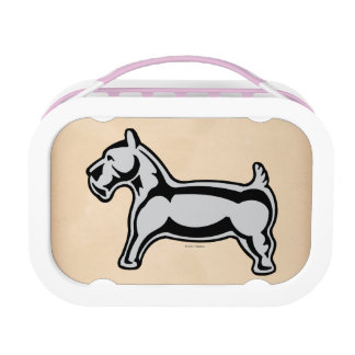 Monopoly | Vintage Dog Lunch Box