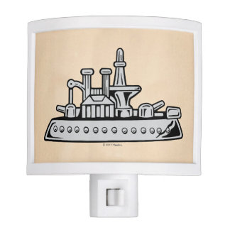 Monopoly | Vintage Ship Nite Lights