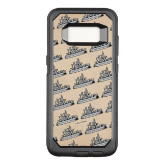 Monopoly | Vintage Ship OtterBox Commuter Samsung Galaxy S8 Case