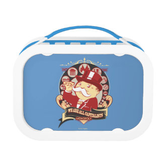 Monopoly | We are all Capitalists Lunch Box