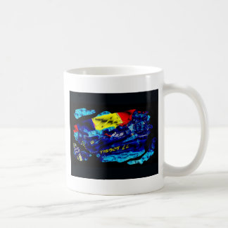 Monoposto - Artwork Jean Louis Glineur Coffee Mug