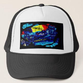 Monoposto - Artwork Jean Louis Glineur Trucker Hat