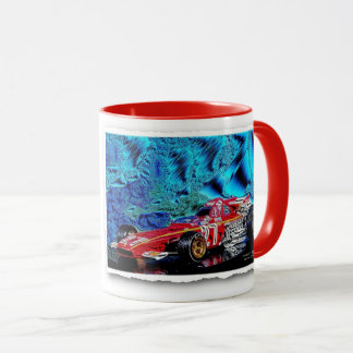 MONOPOSTO - digital Work Jean Louis Glineur Mug