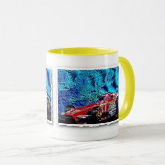 MONOPOSTO - digitally Work Jean Louis Glineur Mug