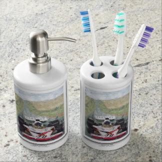 Monoposto M23 - Artwork Jean Louis Glineur Soap Dispenser