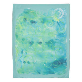 Monoprint Abstract 170267  Blanket