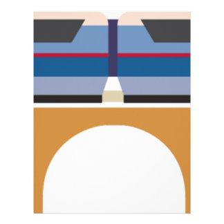 Monorail Letterhead