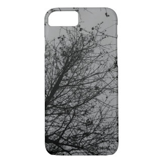 monotontsurizu - monotone trees- iPhone 8/7 case