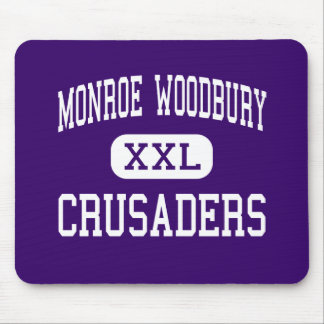 Monroe Woodbury - Crusaders - Central Valley Mouse Pad