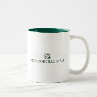 Monroeville Mall Two-Tone Coffee Mug