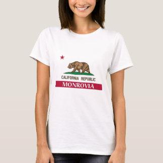 Monrovia City California T-Shirt