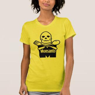 Monsanto Means Death T-shirt