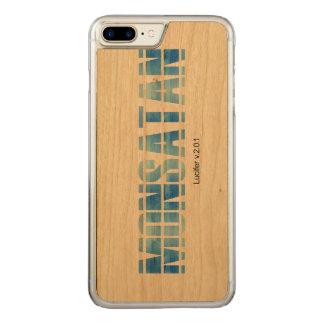 Monsatan v.2.0.1 carved iPhone 8 plus/7 plus case