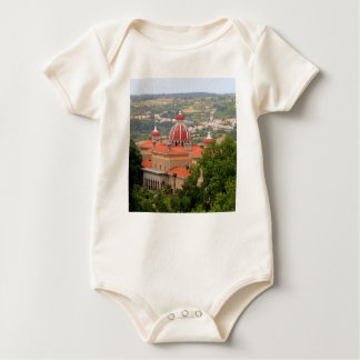 Monserrate Palace, near Sintra, Portugal Baby Bodysuit