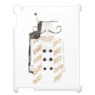 Monsieur Chef I-Pad Mini Back iPad Case