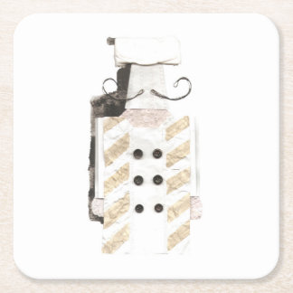 Monsieur Chef Paper Coaster