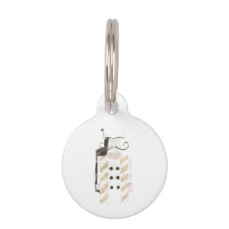 Monsieur Chef Pet Tag