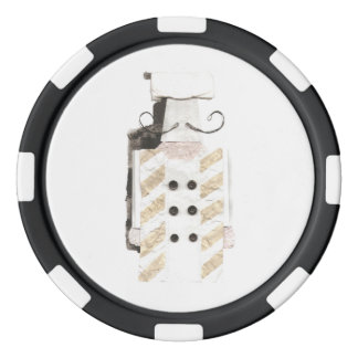 Monsieur Chef Poker Chips
