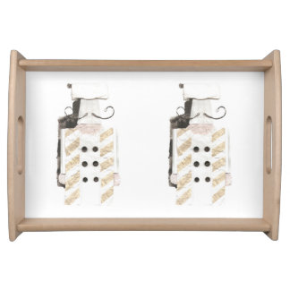 Monsieur Chef Serving Tray