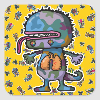 monster3 stickers