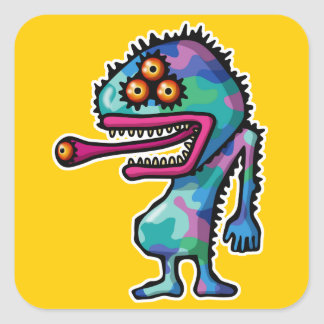 monster4 stickers