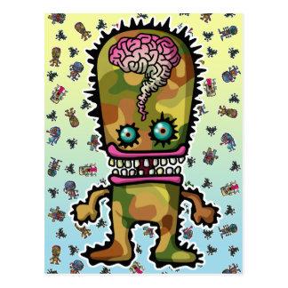 monster5 post card