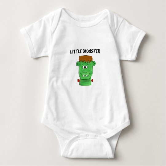 Monster Baby Jumpsuit Baby Bodysuit