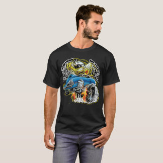 Monster Bee Hot Rod T-Shirt