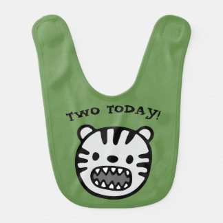 Monster birthday Bib