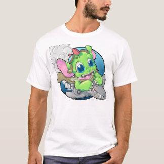 Monster Bomber Pilot T-Shirt
