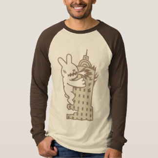 Monster Bunny Rules T-Shirt