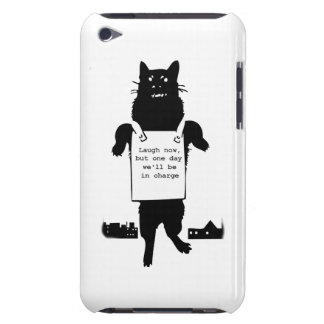 Monster Cat iPod Touch Cover