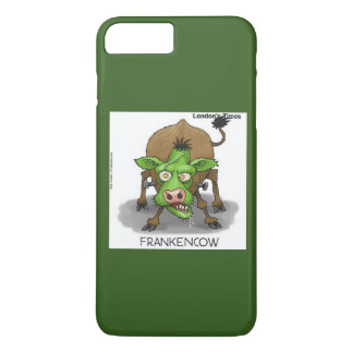 Monster Cow Funny Phone Cases by Rick London
