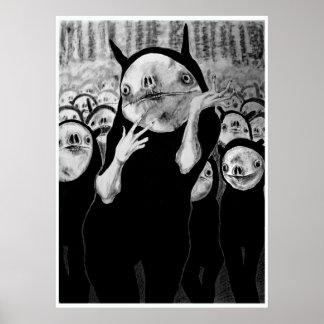 Monster Dance Poster