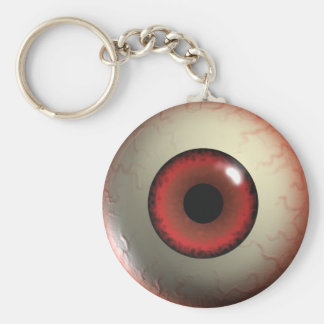 Monster Eye-Ball Key-Chain Keychain