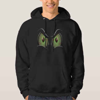 MONSTER EYES HOODED SWEATSHIRT