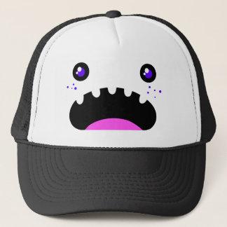 Monster Face Trucker Hat