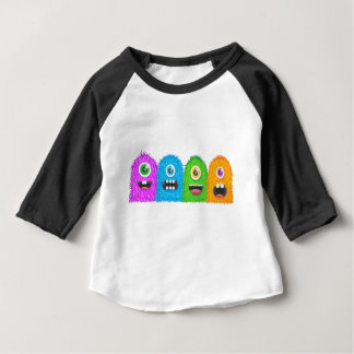 Monster Family Baby T-Shirt