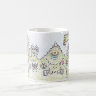 MONSTER FAMILY COFFEE MUG