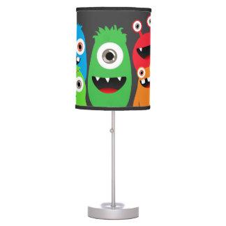 Monster Friends Table Lamp