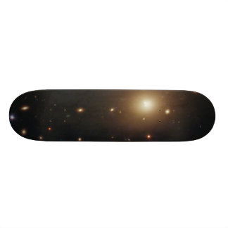 Monster Galaxy Lacks a Bright Core Skate Deck