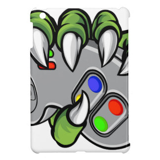 Monster Hand Holding Video Games Controller iPad Mini Covers