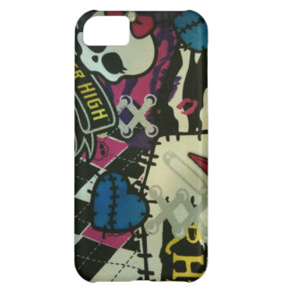 monster high cover for iPhone 5C