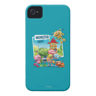 Monster Hug! iPhone 4 Cases