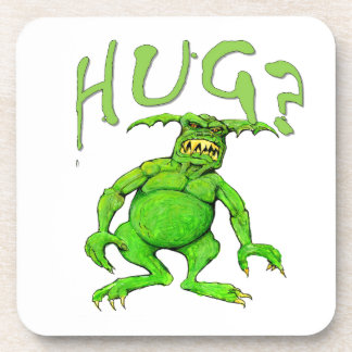 Monster Hug Coaster