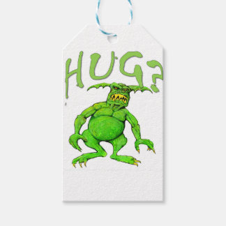 Monster Hug Gift Tags